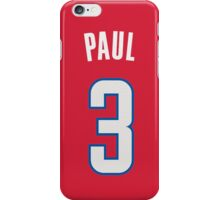 Chris Paul iPhone Case/Skin