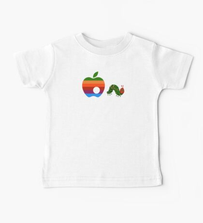 Very Hungry for Apple Baby Tee