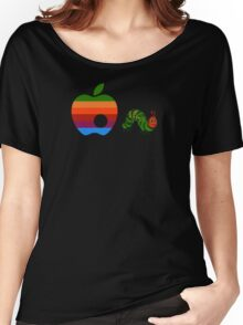 Very Hungry for Apple Women's Relaxed Fit T-Shirt