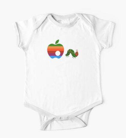 Very Hungry for Apple One Piece - Short Sleeve