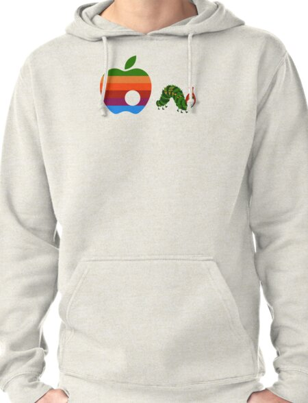 Very Hungry for Apple Pullover Hoodie