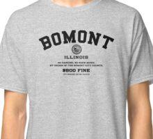 Bomont, IL No Dancing Ordinance Classic T-Shirt