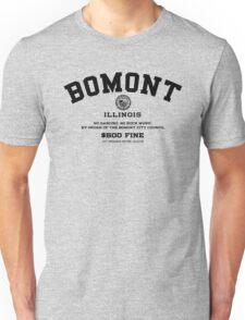 Bomont, IL No Dancing Ordinance Unisex T-Shirt