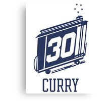 Curry Canvas Print