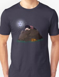 Moonlight sleep Unisex T-Shirt