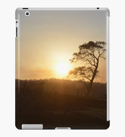 Burning Hills iPad Case/Skin