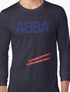 ABBA Under Attack Long Sleeve T-Shirt