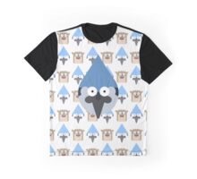 Mordecai Graphic T-Shirt