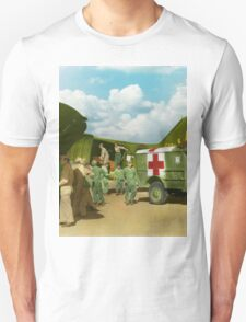 Doctor  - Transferring the wounded T-Shirt
