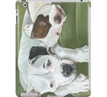 Pete and Lucy iPad Case/Skin