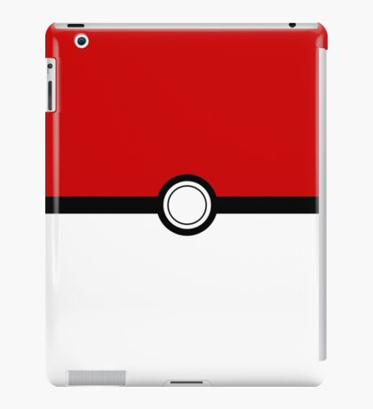 POKEMON POKEBALL - POKEMON GO iPad Case/Skin