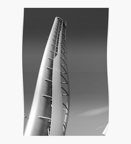 Glasgow Science Centre Tower Poster