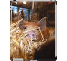 Oink! iPad Case/Skin