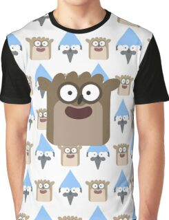 Rigby Graphic T-Shirt