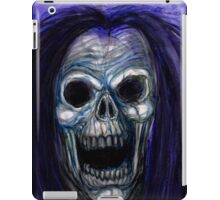 SKULL SCREAM iPad Case/Skin
