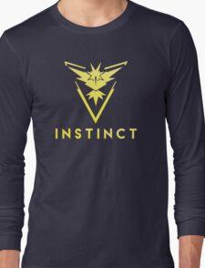Pokemon GO: Team Instinct (Yellow Team) Long Sleeve T-Shirt