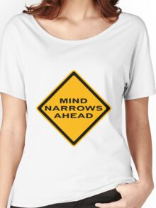 Mind Narrows Women's Relaxed Fit T-Shirt