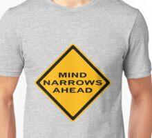 Mind Narrows Unisex T-Shirt