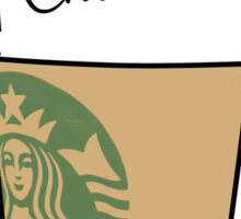 CUSTOMIZED HIPSTER :: CHRISTINA Sticker