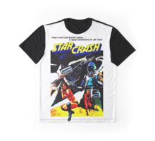 From a vast and distant galaxy... A space adventure for all time ! Graphic T-Shirt