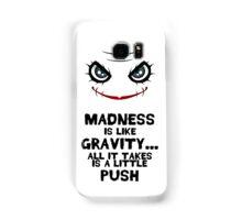 Gravity (CHIBI) Samsung Galaxy Case/Skin