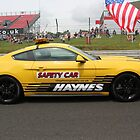 Mustang Safety Car by Vicki Spindler (VHS Photography)