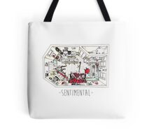 Sentimental - Mino Tote Bag