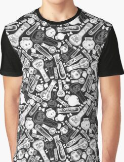 Vile Vials | Liquorice Graphic T-Shirt