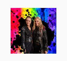 Rainbow Clexa (Clarke & Lexa) Unisex T-Shirt