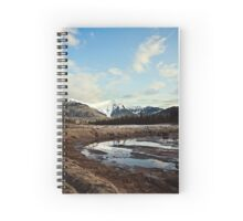 Cold Mountains Spiral Notebook