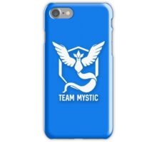 Team Mystic - Pokémon Go iPhone Case/Skin