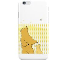 Bears and Bees iPhone Case/Skin