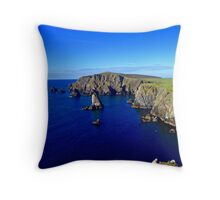 Fair Isle Shetland Scotland UK Throw Pillow