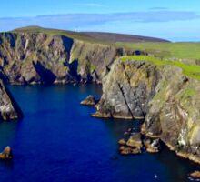 Fair Isle Shetland Scotland UK Sticker