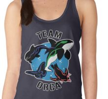 Team Orca Women's Tank Top