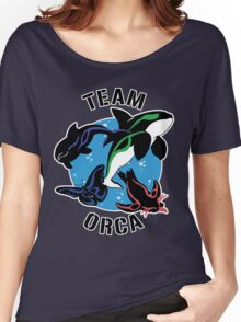 Team Orca Women's Relaxed Fit T-Shirt