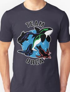 Team Orca Unisex T-Shirt