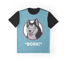 BORK dog Graphic T-Shirt