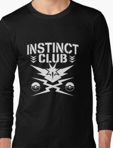 Instinct Club Long Sleeve T-Shirt
