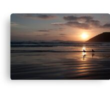 Wilsons Prom Sunsets Canvas Print