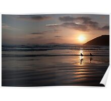 Wilsons Prom Sunsets Poster