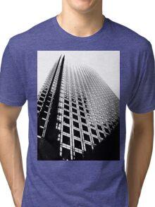 One Canada Square Tri-blend T-Shirt