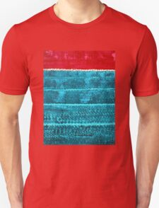 Waves original painting Unisex T-Shirt