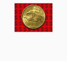 USA Gold $20 Coin Unisex T-Shirt