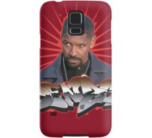 Denzel Washington Samsung Galaxy Case/Skin