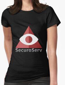 GTA V Seruroserv Womens Fitted T-Shirt