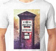 Victorian Pillar Box Unisex T-Shirt