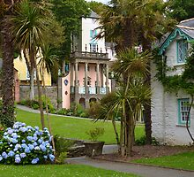 Portmeirion, Wales (8) by Mikhail31