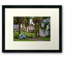 Portmeirion, Wales (8) Framed Print