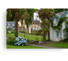 Portmeirion, Wales (8) Canvas Print